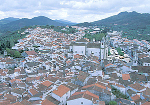 Town in North of Alentejo, Portugal