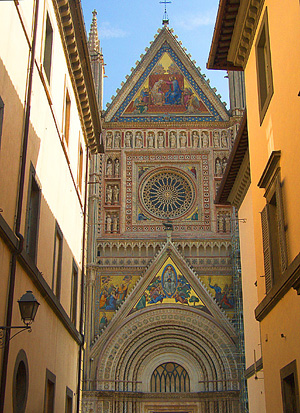 Cathedral of Orvietto, Italy